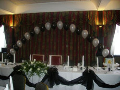 Balloon Arch Small - £40.00
