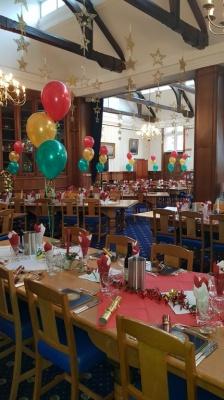 Christmas Party Wardroom HMS Excellent