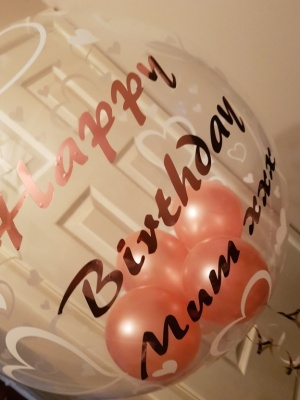 Personalised Mum Bubble